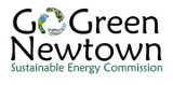 Go Green Newtown logo