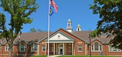 New Sandy Hook School