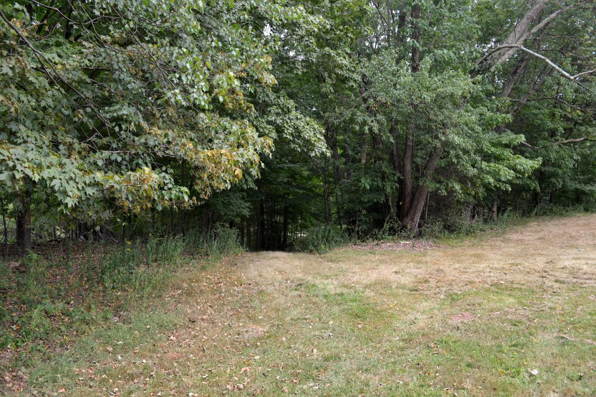 Path From Upper Field to Lower Field