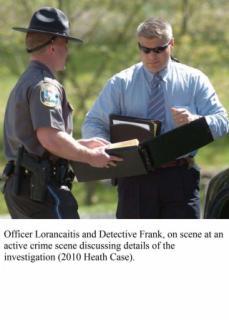 Ofc Lorancaitis & Det Frank