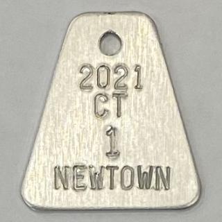 2021 dog tag